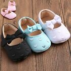 Baby Shoes Infant Crib Newborn Princess Sweet Gift For Girl Soft Sole 0-18 Month