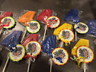 12 Transformer Rescue Bots themed 4th Birthday Party Favors with custom tags