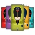HEAD CASE DESIGNS MINI GUARDIA REALE COVER RETRO RIGIDA PER LG TELEFONI 3