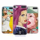 HEAD CASE DESIGNS RITRATTO VINTAGE COVER MORBIDA IN GEL PER APPLE iPOD TOUCH MP3
