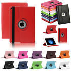 """For Apple iPad Pro 12.9""""  Rotating PU Leather Case Smart Stand Case Cover NEW"""