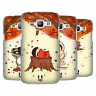 HEAD CASE DESIGNS AUTUMN CRITTERS HARD BACK CASE FOR SAMSUNG PHONES 4