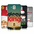 HEAD CASE DESIGNS CHRISTMAS CAROLS HARD BACK CASE FOR SAMSUNG PHONES 2