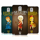 HEAD CASE DESIGNS MINI GREEK GODDESSES HARD BACK CASE FOR SAMSUNG PHONES 2