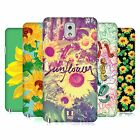 HEAD CASE DESIGNS SUNFLOWER HARD BACK CASE FOR SAMSUNG PHONES 2