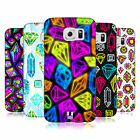 HEAD CASE DESIGNS VIVID PRINTED JEWELS HARD BACK CASE FOR SAMSUNG PHONES 1