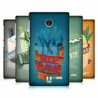 HEAD CASE DESIGNS MIX DRINKS-NEW HARD BACK CASE FOR NOKIA PHONES 3