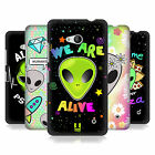 HEAD CASE DESIGNS ALIEN EMOJI HARD BACK CASE FOR NOKIA PHONES 1