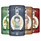 HEAD CASE DESIGNS CHRISTMAS ANGELS HARD BACK CASE FOR LG PHONES 1