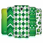 HEAD CASE DESIGNS SAINT PADDYS DAY PATTERNS HARD BACK CASE FOR HTC PHONES 3