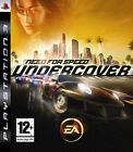 PlayStation 3 Need For Speed: Undercover (PS3) VideoGames