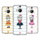 HEAD CASE DESIGNS TRENDY PRINCESSES HARD BACK CASE FOR HTC PHONES 2