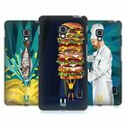 HEAD CASE DESIGNS PROFESSION INSPIRED - FOOD LEAGUES BACK CASE FOR LG PHONES 3