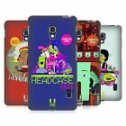 HEAD CASE DESIGNS HEADCASE MUSICAL COLLECTION HARD BACK CASE FOR LG PHONES 3