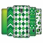 HEAD CASE DESIGNS SAINT PADDYS DAY PATTERNS HARD BACK CASE FOR LG PHONES 3