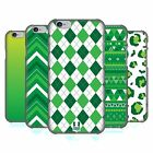 HEAD CASE DESIGNS SAINT PADDYS DAY PATTERNS CASE FOR APPLE iPHONE PHONES