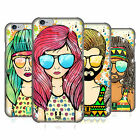 HEAD CASE DESIGNS SUMMER HIPPIES HARD BACK CASE FOR APPLE iPHONE PHONES