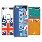 HEAD CASE DESIGNS LONDON CITYSCAPE HARD BACK CASE FOR APPLE iPOD TOUCH MP3