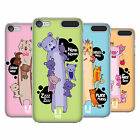 HEAD CASE DESIGNS LONG ANIMALS HARD BACK CASE FOR APPLE iPOD TOUCH MP3