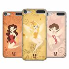 HEAD CASE DESIGNS PIXIES HARD BACK CASE FOR APPLE iPOD TOUCH MP3