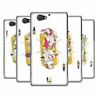 HEAD CASE DESIGNS OLYMPIAN CARDS HARD BACK CASE FOR SONY PHONES 4