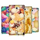 HEAD CASE DESIGNS SEASHELLS COLLECTION HARD BACK CASE FOR SONY PHONES 4