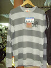 """YAMAHA """"FASTER SONS"""" GENUINE LONG SLEEVED TOP GREY LARGE ONLY"""