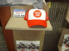"""YAMAHA """"FASTER SONS"""" GENUINE VENTED CAP / HAT RED/WHITE ONE SIZE (ADJUSTABLE)"""