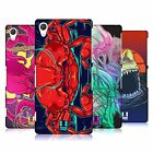 HEAD CASE DESIGNS SEA MONSTERS HARD BACK CASE FOR SONY PHONES 2