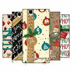 HEAD CASE DESIGNS CHRISTMAS GIFTS HARD BACK CASE FOR SONY PHONES 3
