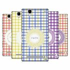 HEAD CASE DESIGNS DOILY INSPIRATIONS HARD BACK CASE FOR SONY PHONES 3