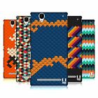 HEAD CASE DESIGNS SCALES HARD BACK CASE FOR SONY PHONES 3