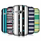 HEAD CASE DESIGNS PRINTED STRIPES HARD BACK CASE FOR SAMSUNG PHONES 5
