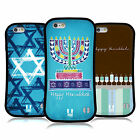 HEAD CASE DESIGNS HANUKKAH HYBRID CASE FOR APPLE & SAMSUNG PHONES