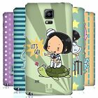 HEAD CASE DESIGNS LITTLE SAILOR GIRL BATTERY COVER FOR SAMSUNG PHONES 1