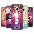 HEAD CASE DESIGNS EDM LOVE SOFT GEL CASE FOR HTC PHONES 2