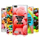 HEAD CASE DESIGNS SUGARY THOUGHTS SOFT GEL CASE FOR BLACKBERRY PHONES