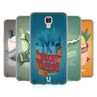 HEAD CASE DESIGNS MIX DRINKS-NEW SOFT GEL CASE FOR LG PHONES 2