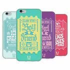 HEAD CASE DESIGNS DARLING TICKET SOFT GEL CASE FOR APPLE iPHONE PHONES