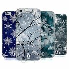 HEAD CASE DESIGNS WINTER PRINTS SOFT GEL CASE FOR APPLE iPHONE PHONES