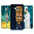 HEAD CASE DESIGNS PROFESSION INSPIRED - FOOD LEAGUES GEL CASE FOR NOKIA PHONES 2