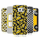HEAD CASE DESIGNS YELLOW CAB SOFT GEL CASE FOR SAMSUNG PHONES 1