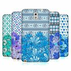 HEAD CASE DESIGNS FLORAL BLUE SOFT GEL CASE FOR SAMSUNG PHONES 2