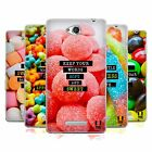 HEAD CASE DESIGNS SUGARY THOUGHTS SOFT GEL CASE FOR SONY PHONES 3