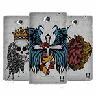 HEAD CASE DESIGNS TATTOO WINGS SOFT GEL CASE FOR SONY PHONES 3
