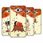 HEAD CASE DESIGNS AUTUMN CRITTERS SOFT GEL CASE FOR SAMSUNG PHONES 3