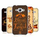 HEAD CASE DESIGNS THANKSGIVING TYPOGRAPHY SOFT GEL CASE FOR SAMSUNG PHONES 4