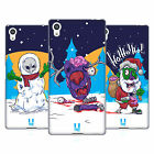 HEAD CASE DESIGNS CHRISTMAS ZOMBIES SOFT GEL CASE FOR SONY PHONES 2