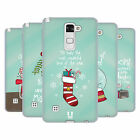 HEAD CASE DESIGNS HOLIDAY CRAZE SOFT GEL CASE FOR LG PHONES 3