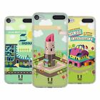 HEAD CASE DESIGNS FASHION VILLE SOFT GEL CASE FOR APPLE iPOD TOUCH MP3